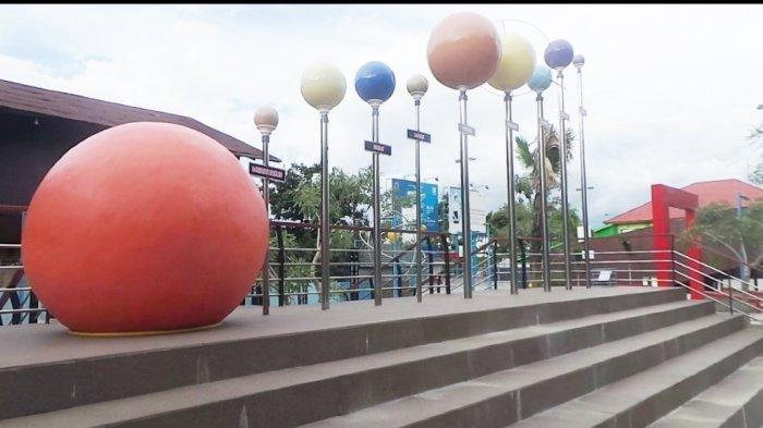 RTH Taman Pintar Didesain sebagai Taman Edukasi
