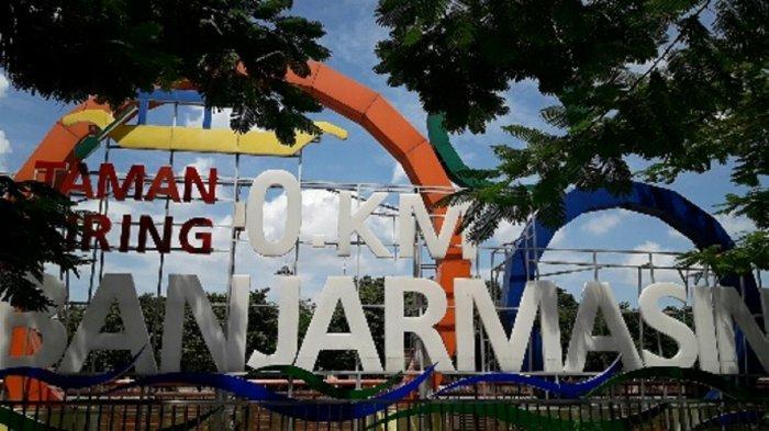Wisata Siring Sungai Martapura, Ragam Acara di Nol Kilometer Banjarmasin