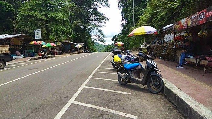 Gunung Halat Perbatasan Kalsel Kaltim di Desa Lano Tabalong, Ada Musala dan Warung Makan Minum