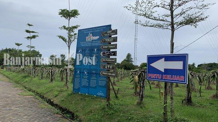 Wisata Kalsel, Wisata Murah Bisa Petik Buah Langsung Makan di Tempat