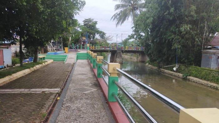 Wisata Kalsel, Pewarnaan Kampung Pelangi dari Swadaya Masyarakat