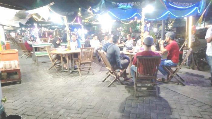 Banyak Pilihan Kuliner di Wisata Siringlaut Kotabaru dari Makanan Laut hingga Makanan Ringan