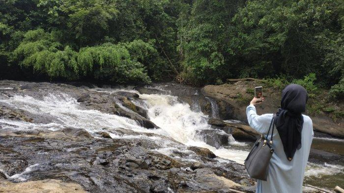 Wisata Lok Laga di Kecamatan Haruyan Kabupaten HST yang Terlupakan, Pengunjung Bisa Dihitung Jari