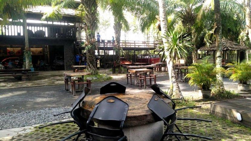 Kopi Mbaroh di Landasan Ulin Banjarbaru Dalam Waktu Dekat Juga Layani Pesta Perkawinan