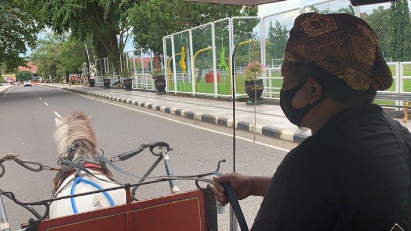 Berwisata ke Taman Van der Pijl Banjarbaru, Banyak Fasilitas Hiburan Jangan Lewatkan Naik Delman