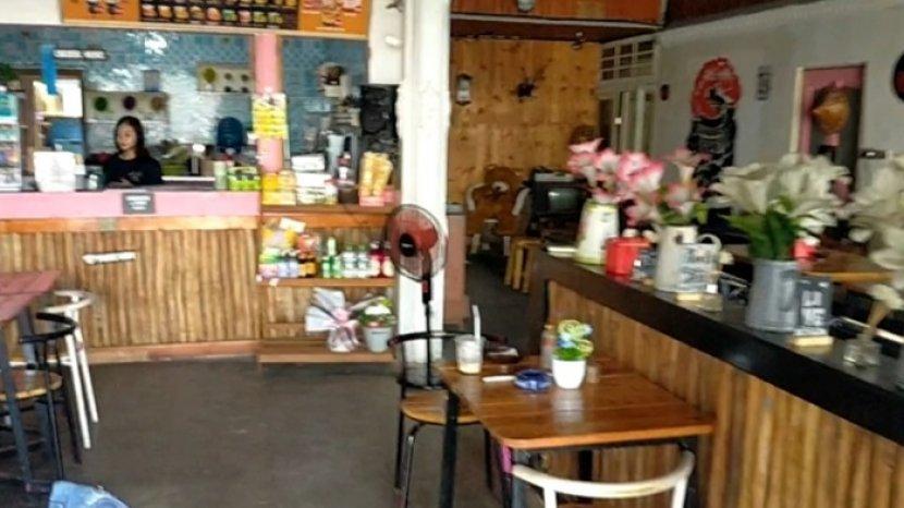 Kafe Jadul Kopi Ruang Hati di Banjarmasin, Ada Ceret dan Kembang Bahari