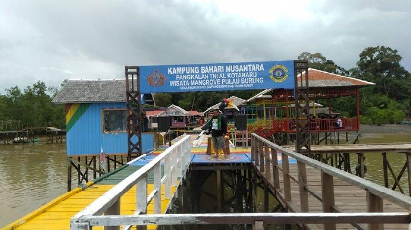 Wisata Mangrove Pulau Burung Kabupaten Tanahbumbu, Musim Buah Tahun Ini Tak Merata