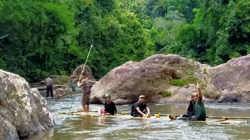 Berada di Kawasan Pedalaman, Dusun Nanai Menawarkan Keasrian Alamnya Tapi Tak Ada Fasilitas ini