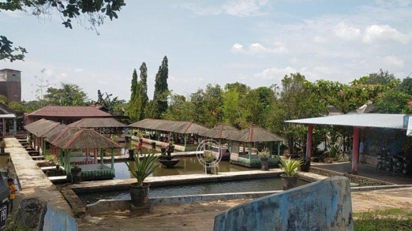 Kuliner Kalsel Lesehan Tambak Ikan Bincau Martapura Kabupaten Banjar, Suka Pilih Tempat Bersantap