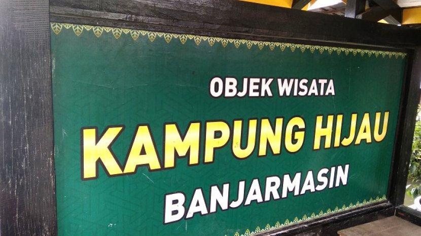 Dihuni 149 KK Warga Bantaran, Begini Asrinya Kampung Hijau Sungai Bilu Banjarmasin