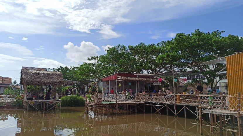 Padis Café, Berlokasi Dalam Komplek Perumahan, Nama Padis Cafe Terinspirasi Dari Ini
