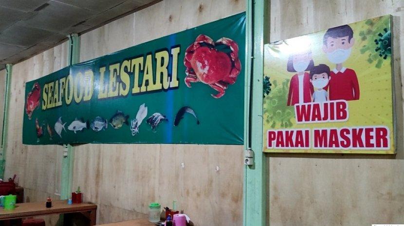 Rekomendasi Kuliner Dini Hari di Banjarmasin, Warung Seafood Lestari