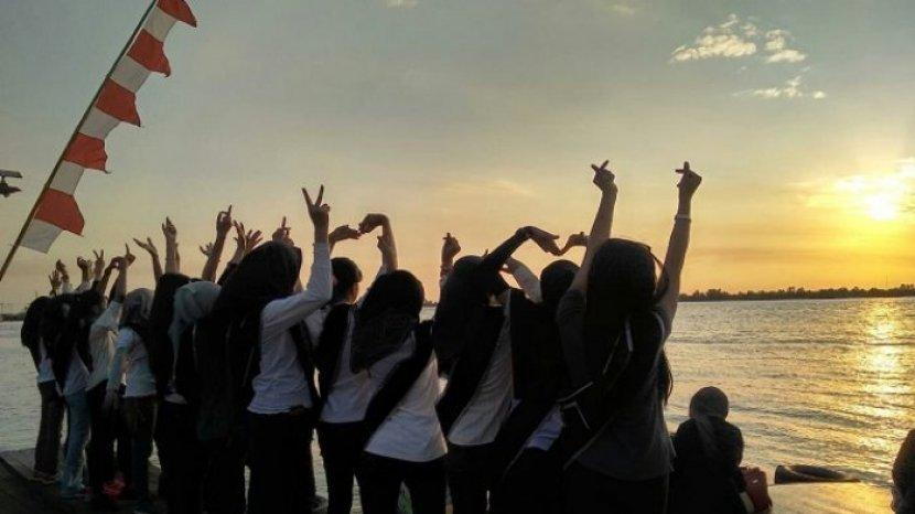 Pulau Bromo, Destinasi Wisata Air di Kota Banjarmasin, Bakal Dibangun Jembatan Hingga Rumah Lanting