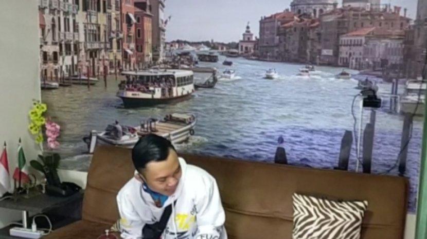 Ingin Kota Banjarmasin Kalsel Menjadi Vanesia untuk Wisata Kuliner Ala Italia