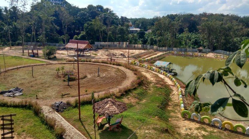 Proses Pembangunan Sekitar Setahun, Dapat Ide dari Wisata di Bogor