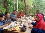 Wisata Kalsel,  Menikmati Menu Kuliner Khas Banjar di Rumah Alam Sungai Andai