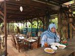 Wisata Kalsel,  Rumah Alam Sungai Ada Fasilitas Baru Pondok Kayu Estetik 2 Lantai