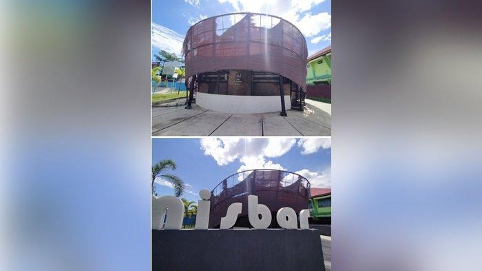 KalselPedia - Bioskop Misbar Banjarbaru di RTH Taman Pintar Jalan Panglima Batur, Tutup Masa Pandemi
