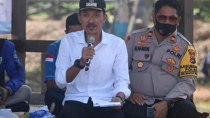 Bupati Banjar H Saidi Mansyur.