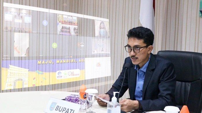 Profil Bupati Banjar H Saidi Mansyur, Bertekad Wujudkan Kabupaten Banjar Maju Mandiri dan Agamis