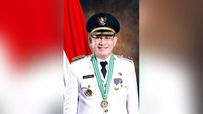 Profil Bupati Kotabaru H Sayed Jafar