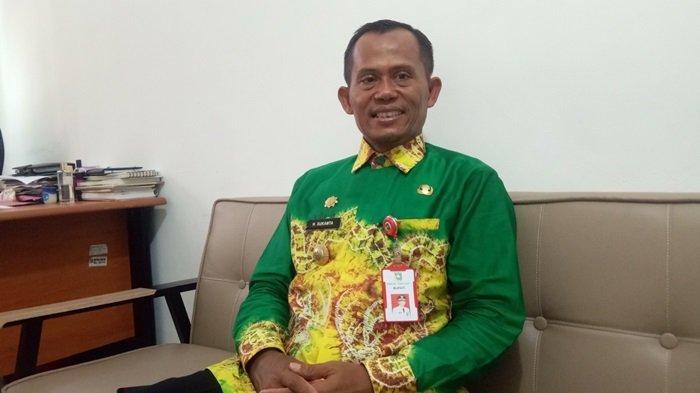 Bupati Tanahlaut Drs HM Sukamta MAP.