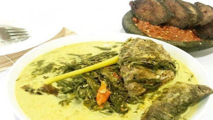KalselPedia - Kuliner Khas Banjar, Berikut Masakan yang Berkuah Santan