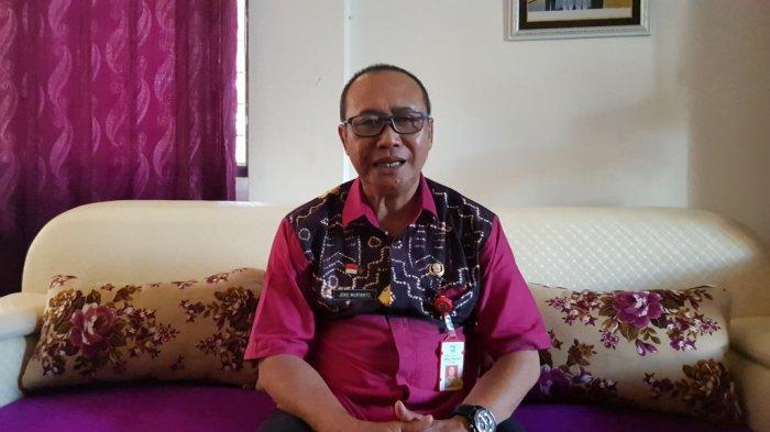 Joko Wuryanto, Kepala DPMPTSP Tanahlaut.