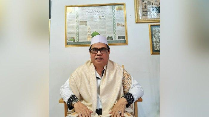 Profil Ketua PWNU Kalsel KH Abdul Hasib Salim, NU Mendarah Dagang Sejak Kecil