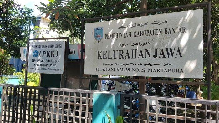 KalselPedia - Profil Kantor Kelurahan Jawa di Kecamatan Martapura Kabupaten Banjar Kalsel