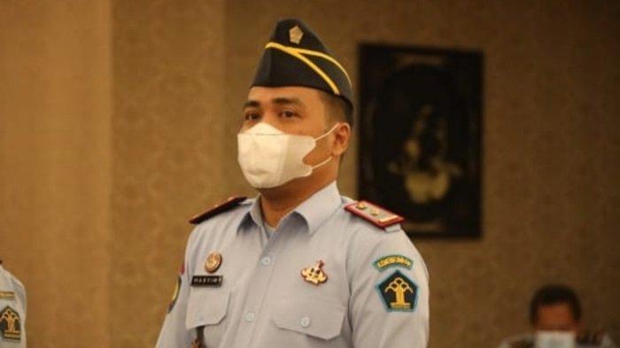 Profil Andi Hasyim Kepala Rutan Kelas IIB Rantau Kabupaten Tapin
