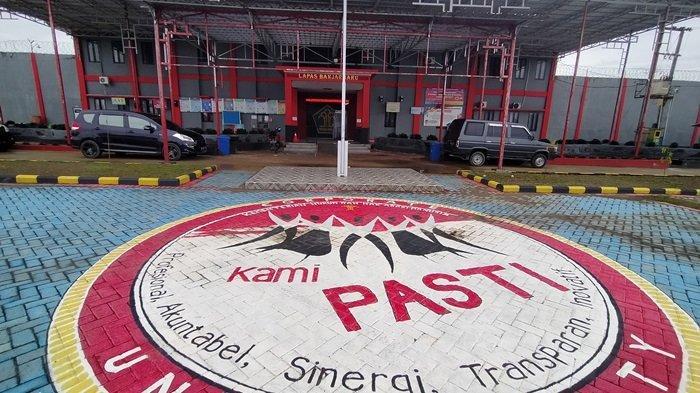 KalselPedia - Profil Lapas Kelas IIB Banjarbaru