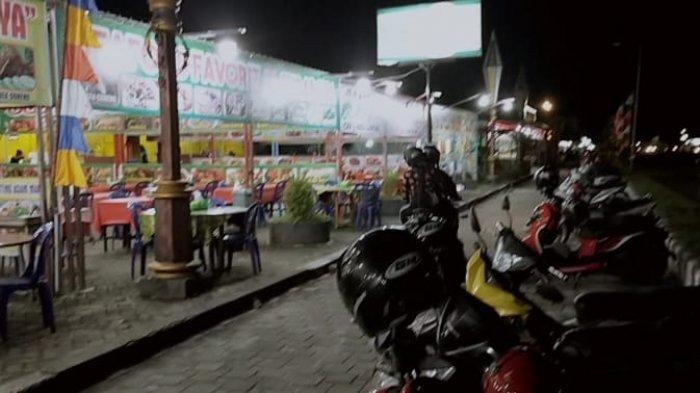 KaltengPedia - Wisata Kuliner Jalan Yos Soedarso Ujung Palangkaraya Kalteng