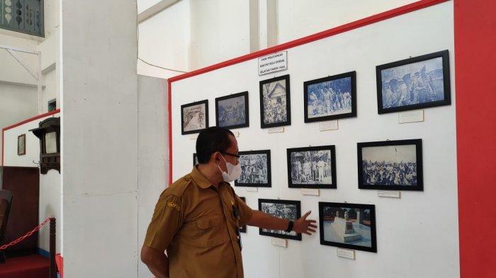 KalselPedia - Museum Rakyat Hulu Sungai Selatan, Dulunya Merupakan Gedung Juang ALRI Divisi IV - Musem-Rakyat-Kabupaten-HSS-01.jpg