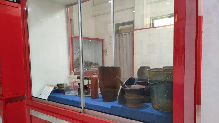 KalselPedia - Museum Rakyat Hulu Sungai Selatan, Dulunya Merupakan Gedung Juang ALRI Divisi IV - Peninggalan-benda-benda-bersejarah-Museum-Rakyat-Kabupaten-HSS-06.jpg