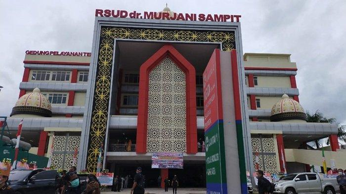 KaltengPedia - Profil RSUD dr Murjani Sampit, Rumah Sakit Terbesar di Kabupaten Kotim Kalteng