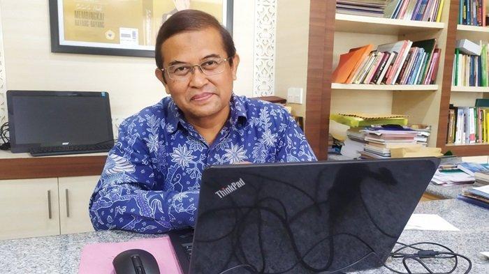 Profil Rektor ULM Prof H Sutarto Hadi di Kalimantan Selatan