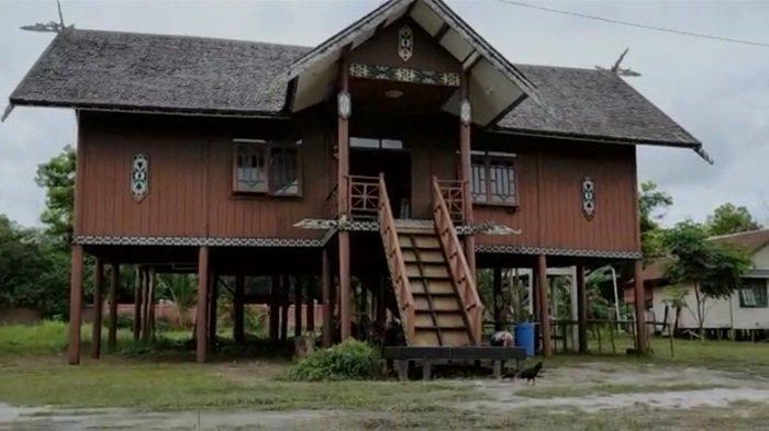 KaltengPedia - Profil Taman Miniatur Budaya Dayak Kotawaringin Timur Kalteng