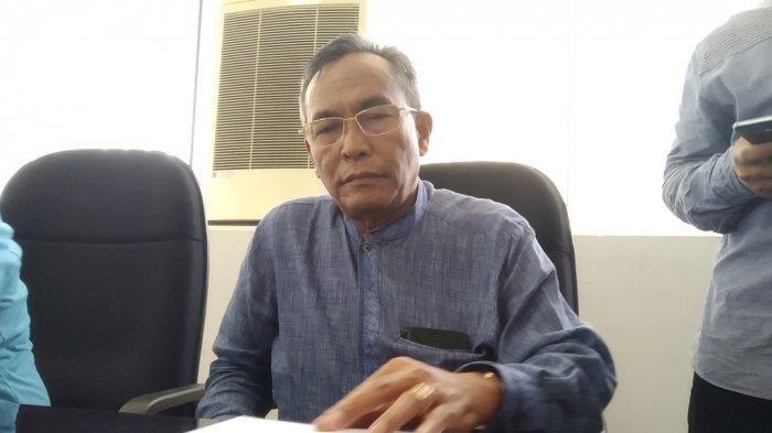 Profil Anggota DPRD Kalsel H Suripno Sumas, Salah Satu Tokoh Pencetus Kabupaten Gambut Raya