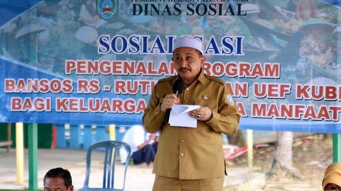 Profil Wakil Bupati Banjar H Said Idrus