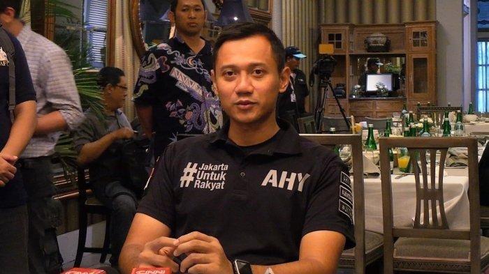 AHY Buka Suara saat Namanya Tak Masuk dalam Jajaran Menteri Jokowi-Maruf, Ini Pesannya