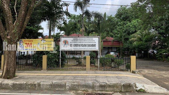 BKSDA Kalsel, Seksi Konservasi Wilayah II Banjarbaru