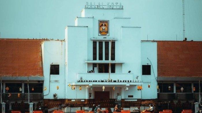 KalselPedia - HUT ke-22 Kota Banjarbaru, Wilayahnya Bermula dari Kawasan yang Disebut Gunung Apam