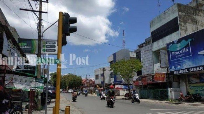 Nama Jalan Pahlawan Nasional di Banjarmasin Kalsel