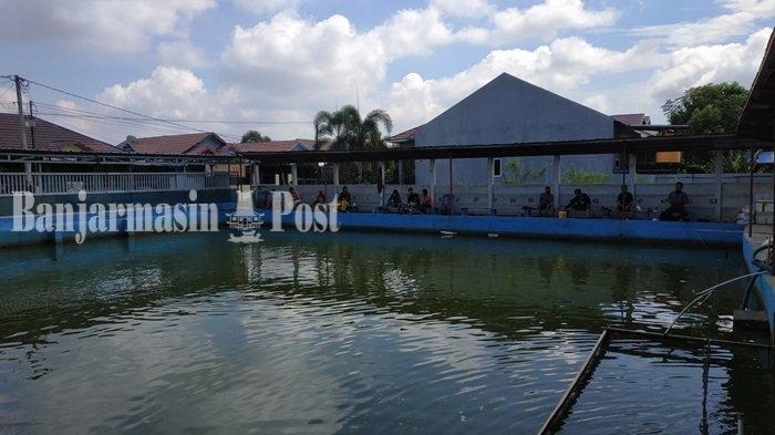 Nama Desa dan Kelurahan di Kecamatan Kertak Hanyar Kabupatan Banjar Kalsel