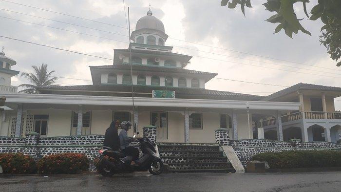 Tertua di HST, Masjid Al A'la  Diperkirakan Sudah Ada 300 Tahun Lalu
