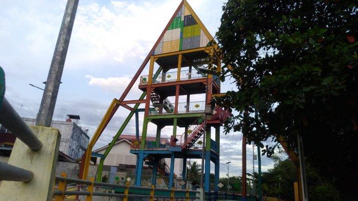 Menara 33 Diambil Dari Nama Kilometer Jalan di Banjarbaru Loktabat