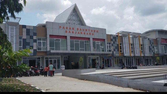 Mengenal Pasar Bauntung Banjarbaru Kalsel