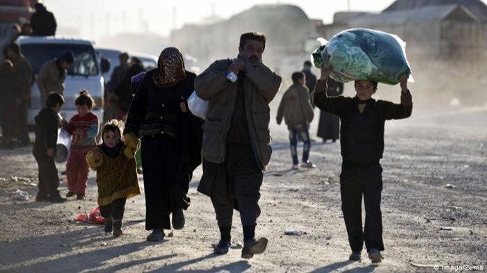Konflik Timur Tengah: Pasukan Turki Paksa Pengungsi Suriah Kembali ke Zona Perang