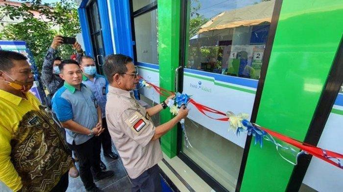 Kantor Perbankan di Kabupaten Kotabaru, BerikutNama Bank dan Lokasinya